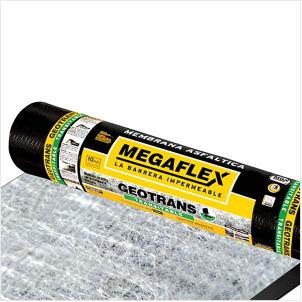 Rollo de membrana Megaflex